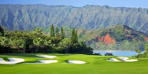 The St. Regis Princeville Golf Resort