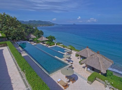 Amankila Bali Luxury Resort
