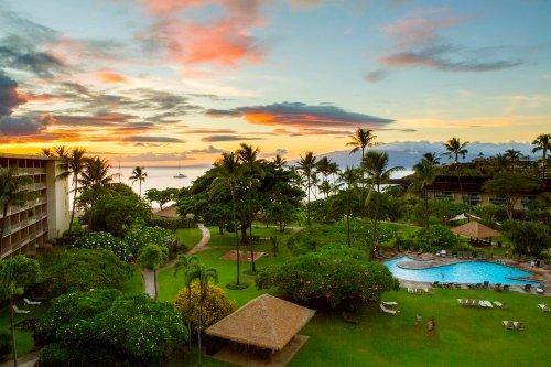 Ka'Anapali Beach Hotel, Hawaii