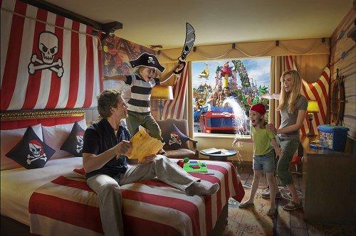 Legoland Hotel at Legoland California Resort, Carlsbad California