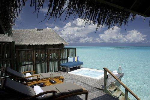 Maldives Luxury Resort on Rangali Island