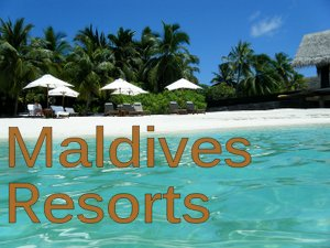 Luxury Travel Asia - Maldives