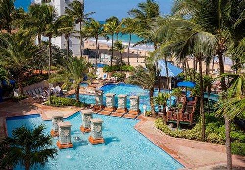 Marriott San Juan Resort And Stellaris Casino