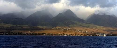 Maui in the shoulder season