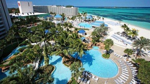 Melia all inclusive Bahamas