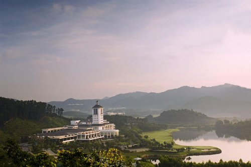 Top China Golf Resort