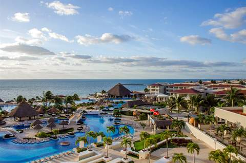 Moon Palace Cancun Family All Inclusive