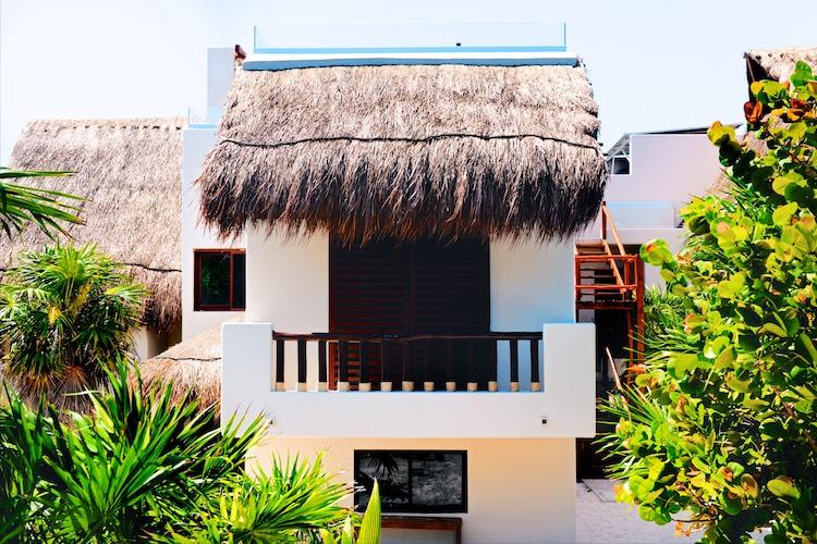 Accommodations at Mukan Resort