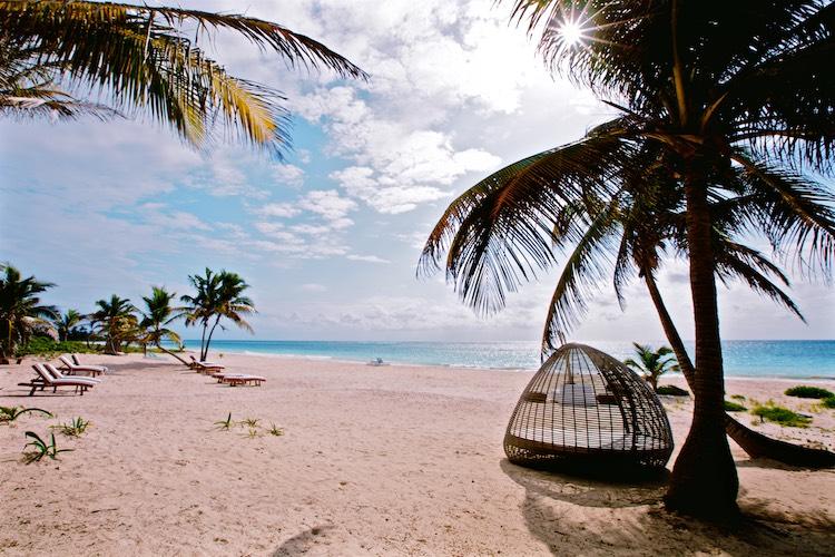 Beach at Mukan Resort