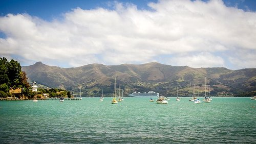 New Zealand Cruise Tour