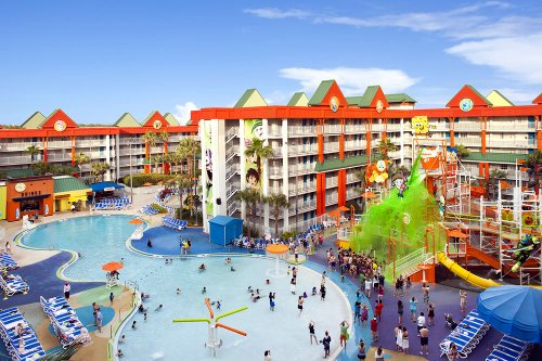 Nickelodeon Suites Resort