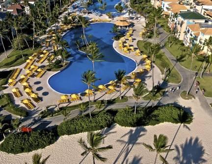 Ocean Blue Resort Pool