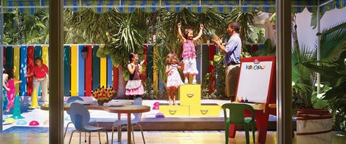 Kids Club -  Bahamas Family Vacation Resort