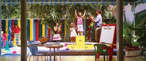 Kids Club -  Bahamas Family Vacation Resort