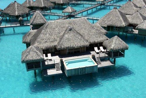 OVerwater Villa, Bora Bora