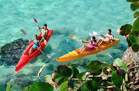 Enjoying the Water by Paradisus Rio De Oro Cuba Resort