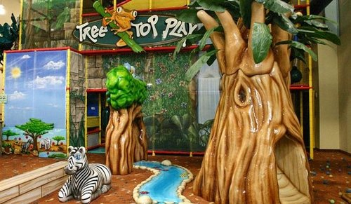 Kid's Zone, Kalahari Resort, Sandusky