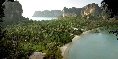 Rayavadee Krabi Thailand Resort