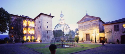 Relais La Suvera and Tuscany Spa Vacations