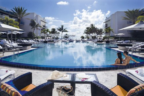 Luxury Resort Miami: The Ritz