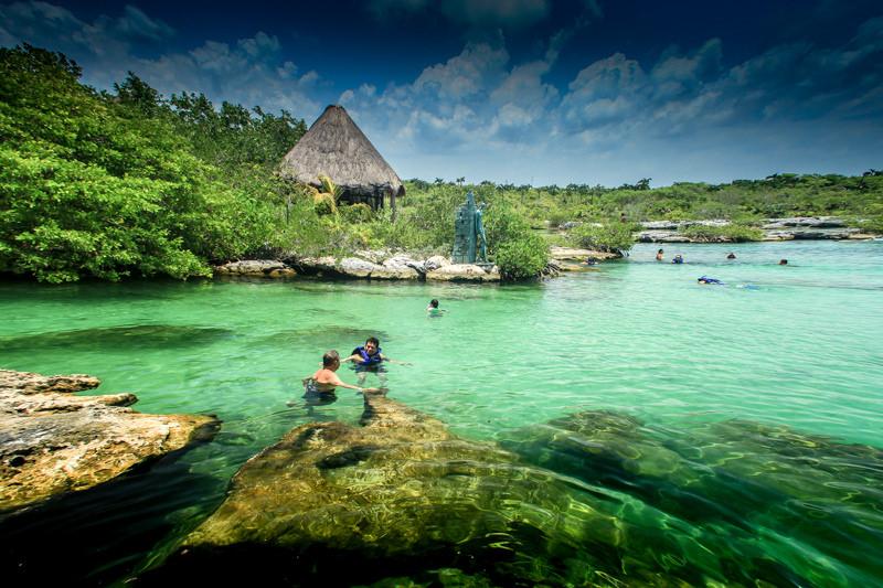 Riviera Maya, Mexico, by Matías Callone