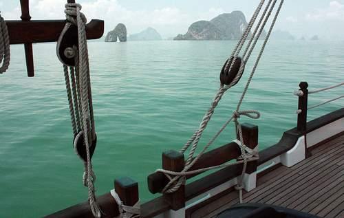 Sailing By Christoph Swoboda