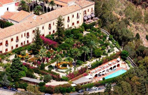 San Domenico Palace Hotel, Taormina, Sicily