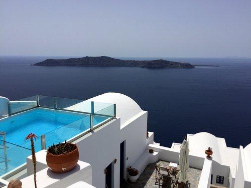 Santorini Greece Beach Resorts
