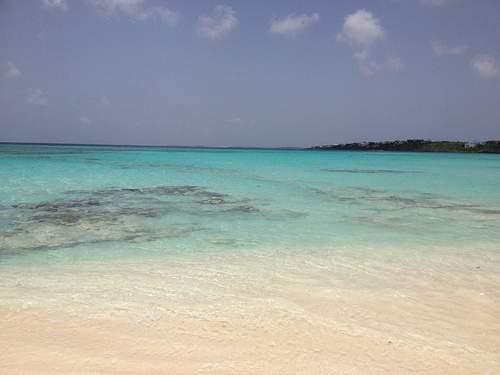 Christine Rondeau's Shoal Bay, Anguilla