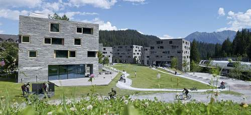 Rocksresort, Laax, Switzerland
