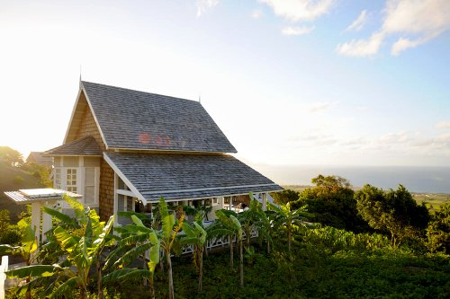 Belle Mont Farm, St Kitts, Caribbean