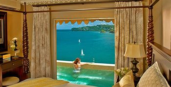 Sandals St. Lucia All Inclusive Resorts