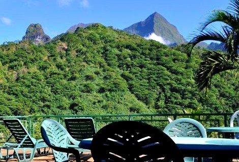 La Maroto Tahiti Forest Resort