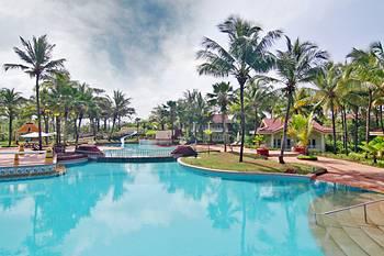 Taj Exotica Luxury Goa Beach Resort