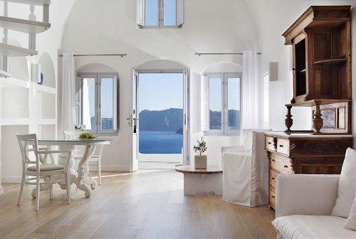 Villa Katikies Resort, Santorini, Greece