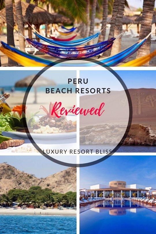 Peru Beach Resorts
