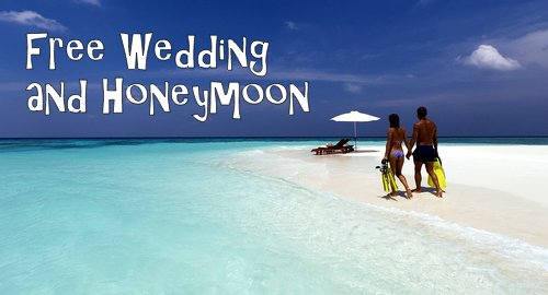 Free Weddings Resort Offer from Sandals