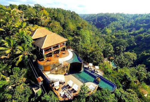 Ubud Bali Hanging Gardens Resort