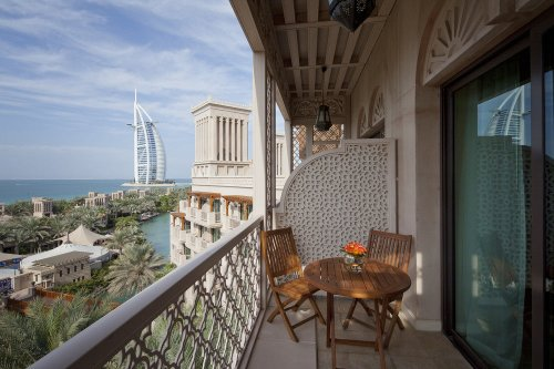View from Jumeirah Al Qasr
