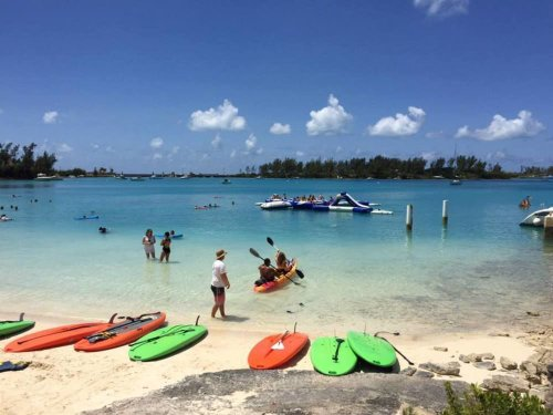 All Inclusive Bermuda Watersports