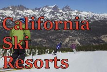 California Ski Resorts