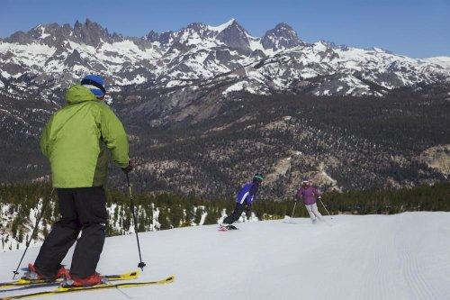Skiing, The Westin Monache Resort