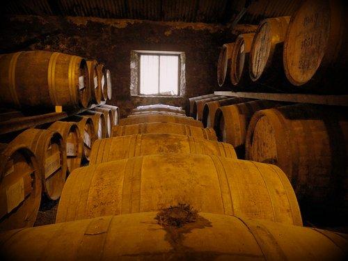 Scotland Barrels