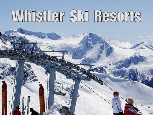 Whistler Ski Resorts